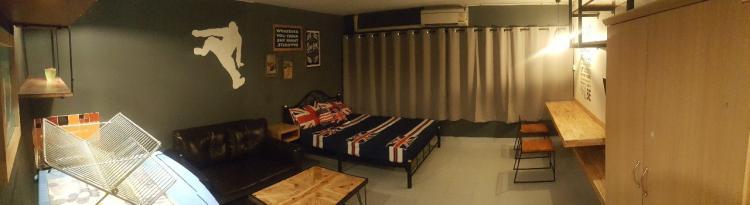 ให้เช่าห้อง   ห้องเล็กด้านใน อาคาร T2 ชั้น 5