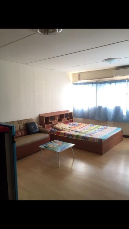 ให้เช่าห้อง   ห้องเล็กด้านใน อาคาร C8 ชั้น 8
