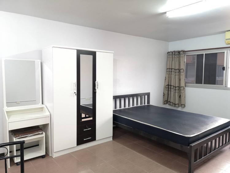 ให้เช่าห้อง   ห้องเล็กด้านใน อาคาร T8 ชั้น 14