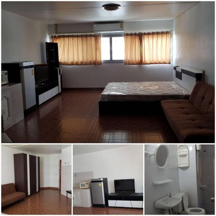 ให้เช่าห้อง   ห้องเล็กด้านใน อาคาร C4 ชั้น 5