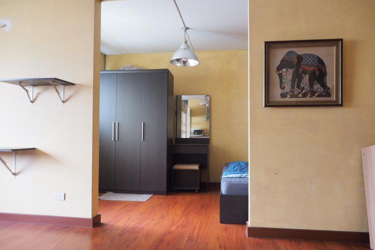 ให้เช่าห้อง   ห้องขนาดกลางด้านนอก อาคาร T11 ชั้น 14