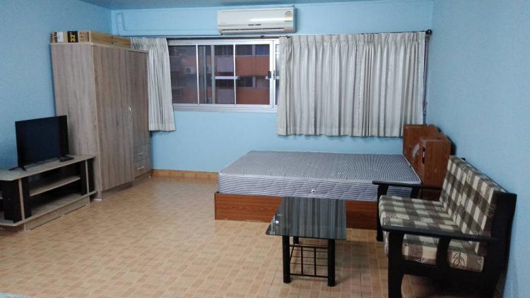 ให้เช่าห้อง   ห้องเล็กด้านใน อาคาร P2 ชั้น 3