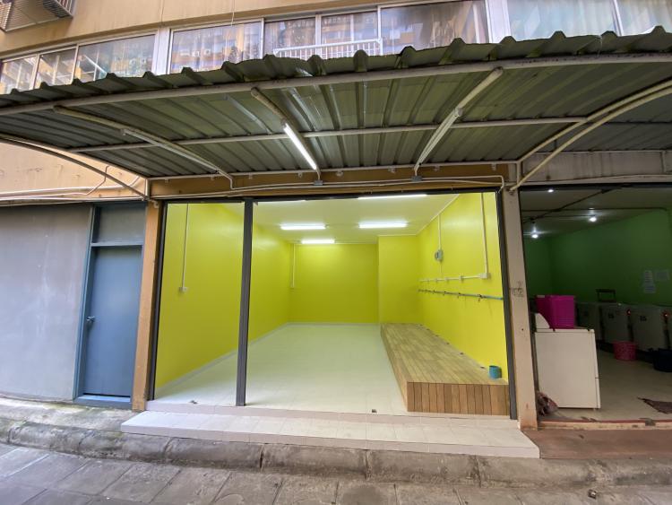 ให้เช่าห้อง   Shop สั้น อาคาร C4 ชั้น 1