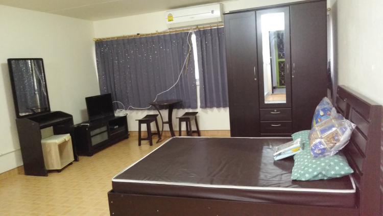 ให้เช่าห้อง   ห้องขนาดกลางด้านใน อาคาร P2 ชั้น 2
