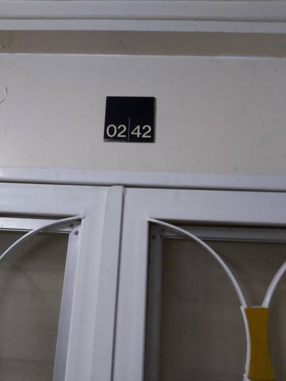 ให้เช่าห้อง   ห้องเล็กด้านนอก อาคาร C5 ชั้น 2