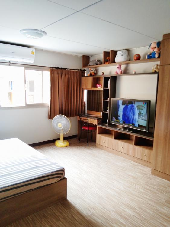 ให้เช่าห้อง   ห้องเล็กด้านใน อาคาร T3 ชั้น 7