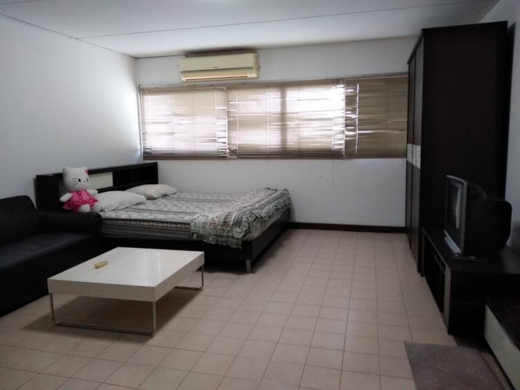 ให้เช่าห้อง   ห้องเล็กด้านนอก อาคาร C6 ชั้น 12