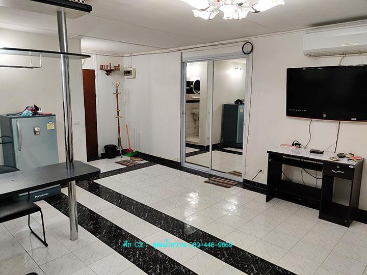 ให้เช่าห้อง   ห้องขนาดกลางด้านใน อาคาร C2 ชั้น 13