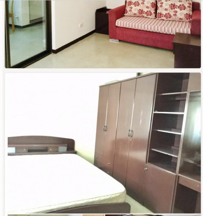 ให้เช่าห้อง   ห้องขนาดกลางด้านใน อาคาร C3 ชั้น 5