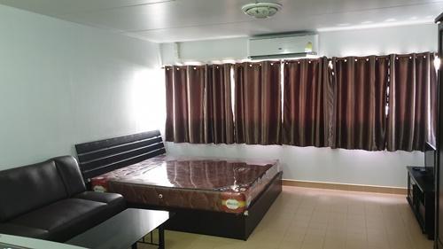 ให้เช่าห้อง   ห้องขนาดกลางด้านใน อาคาร T11 ชั้น 13