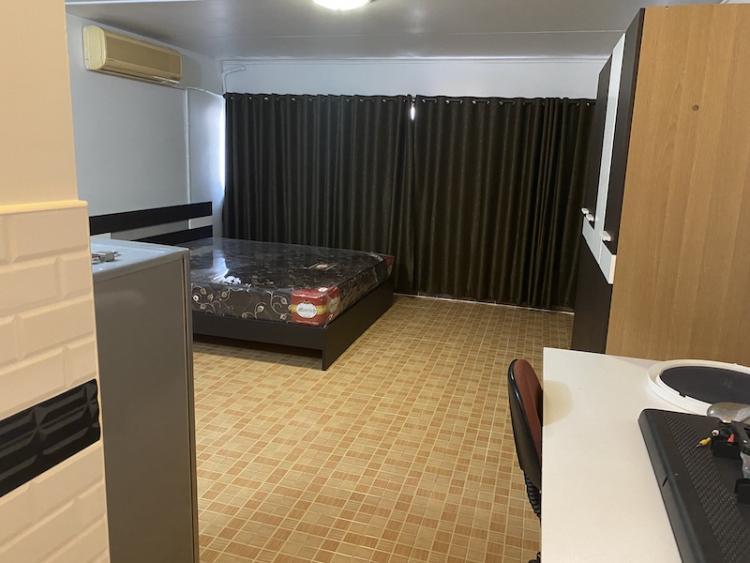 ให้เช่าห้อง   ห้องเล็กด้านนอก อาคาร T12 ชั้น 5