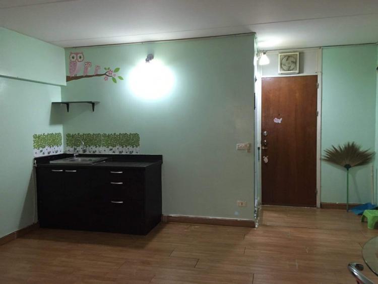 ให้เช่าห้อง   ห้องขนาดกลางด้านใน อาคาร T11 ชั้น 5