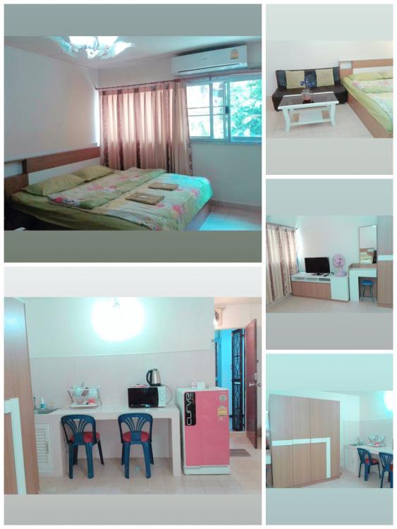ให้เช่าห้อง   ห้องเล็กด้านใน อาคาร C3 ชั้น 1
