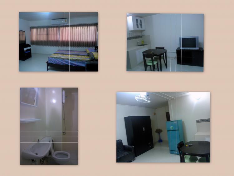 ให้เช่าห้อง   ห้องเล็กด้านใน อาคาร C4 ชั้น 7