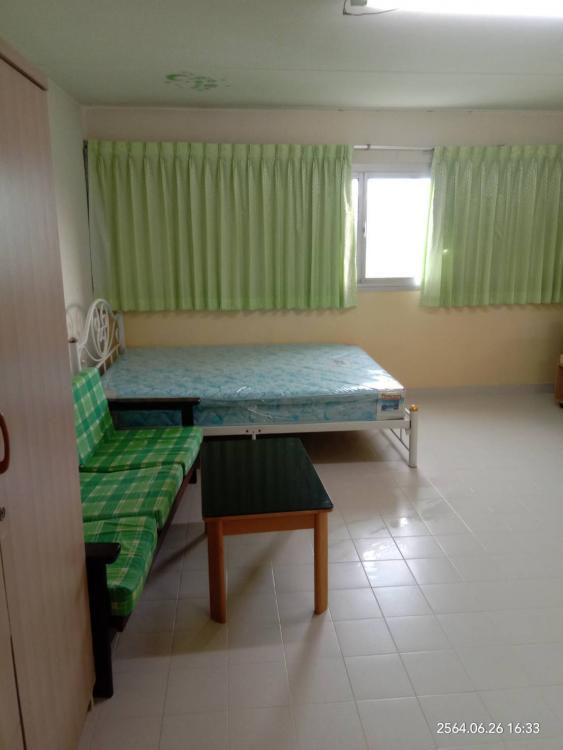ให้เช่าห้อง   ห้องเล็กด้านนอก อาคาร T1 ชั้น 7