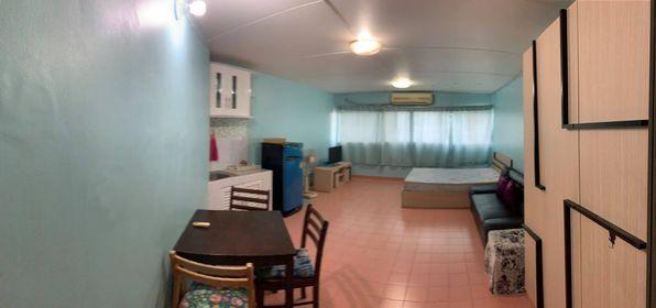 ให้เช่าห้อง   ข้างห้องมุม อาคาร C7 ชั้น 2