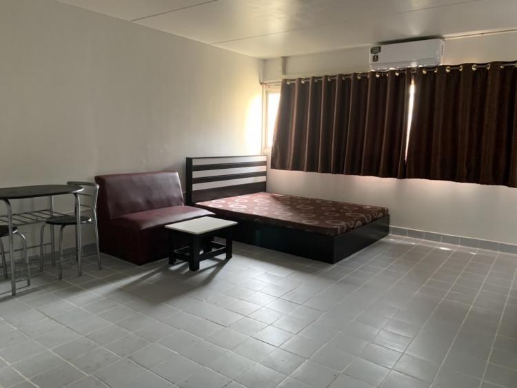 ให้เช่าห้อง   ห้องเล็กด้านใน อาคาร T2 ชั้น 11